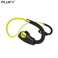 Plufy Wireless Bluetooth Headphones Sports Running Headphones With Mic Waterproof Stereo Music Headphones For Mobile Phone