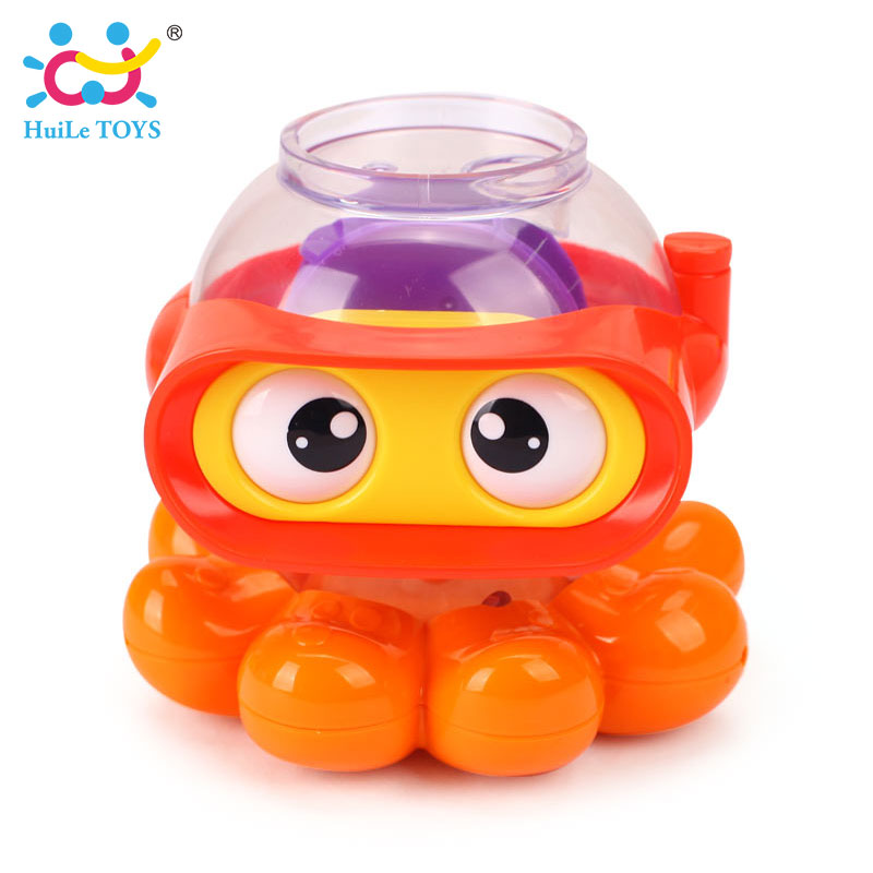 HUILE-TOYS-3112-Baby-Bath-Toy-Pool-Swimming-Toys-Animals-Stacking-Game-Children-Kids-Bathing-Tub-Water-Spraying-Tool-Toy-Gifts-4