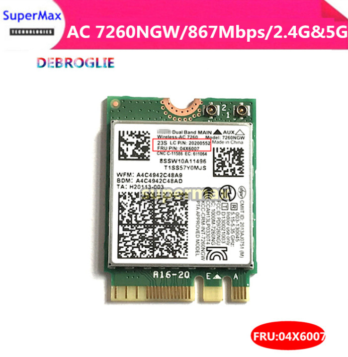 Network Cards Atheros Ar5418 Ar5008 2.4ghz & 5.0ghz 300mbps Mini Wifi Pci-e Adapter Wireless Wlan Card For Thinkpad X60 X60s X61 R60 R60 T60