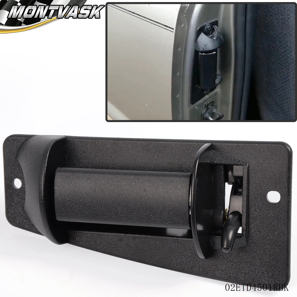 Free Shipping Metal Rear Extended Cab Right Door Handle Outside For 1999-2007 Silverado/Sierra
