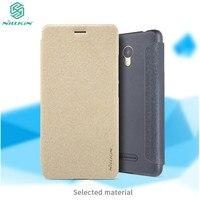 Meizu M5c Case Original NILLKIN Sparkle PU Leather Case Flip Cover For Meizu M5c M5 C