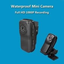 Full HD 1080 P Mini Câmera de Visão Noturna Mini Câmera À Prova D' Água Mini DV Câmera Digtial Câmara de Vídeo Mini Cam