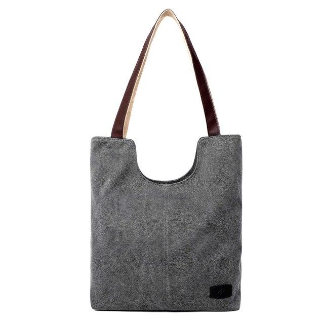 2015 Nuevo bolso Femenino de las mujeres grandes espesar casual canvas tote bolsas de mensajero cubo bolsas femininas grandes del bolso de hombro