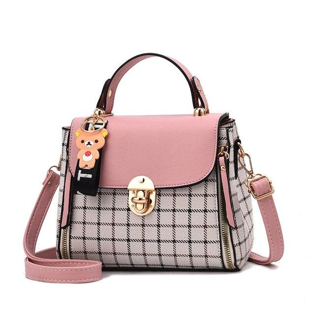 2018 модные сумки для девочек для женщин, сумка для путешествий из искусственной кожи в стиле пэчворк, мягкие женские сумки с короткими ручками, роскошные женские дизайнерские сумки
