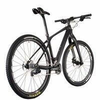 2016 Carbon горный велосипед 27.5er 9 кг горный велосипед 650B Bicicleta UD матовый черный Full Carbon велосипед 15/17/19 ac650b