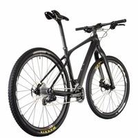 2016 carbon mountain bike 27.5er 9kg mtb bike 650B bicicleta UD matt black full carbon bike 15/17/19 AC650B