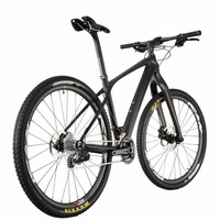 2016 Carbon Mountain Bike 27 5er 9kg Mtb Bike 650B Bicicleta UD Matt Black Full Carbon
