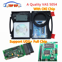 2017 High Quality VAS 5054A VAS5054A A Quality Bluetooth With OKI Full Chip Support UDS OBD2