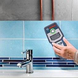 Bosch GMS120 Alta-precisão Profissional Detector De Parede