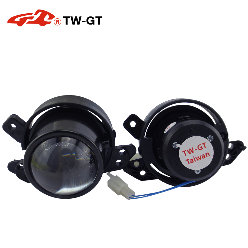 tw gt 2 5 inch hid xenon projector lens foglight for. Black Bedroom Furniture Sets. Home Design Ideas