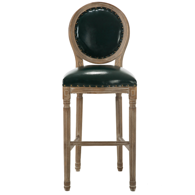 Ikayaa Bancos Moderno Banqueta Sandalyeler Sedia Barkrukken Hokery Sgabello Leather Cadeira Silla Tabouret De Moderne Bar Chair Refreshment Bar Furniture