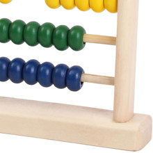 Wooden Abacus Math Learning for Kids – Educational Toy