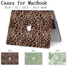 Новинка для ноутбука MacBook Горячая крышка корпуса сумки для планшета для MacBook Air Pro retina 11 12 13 15 13,3 15,4 дюймов Torba