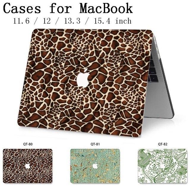 Nowy do laptopa Notebook MacBook gorąca sprawa pokrowiec Tablet torby na dla MacBook Air Pro Retina 11 12 13 15 13.3 15.4 Cal Torba