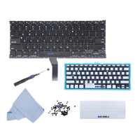 """NEW A1369 A1466 US KEYBOARD With backlight FOR MacBook Air 13"""" A1369 A1466 MD231 MD232 MC503 MC504 2011 2012 2013 2014 2015 YEAR"""