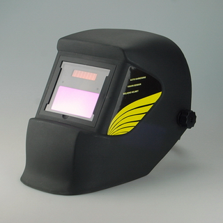 Automatic dimming welding mask WH4400 High quality welding welding cap Return time: fast / slow 0.25 seconds / 0.70 seconds high quality beauty welding cap highlights the personal temperament of the welding mask soldering iron