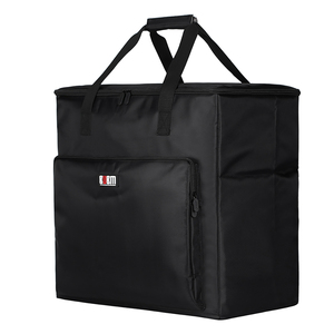 Image 3 - BUBM Desktop PC Computer Travel Storage Carrying Case Bag for Computer Main Processor Case, Monitor, Keyboard and Mouse