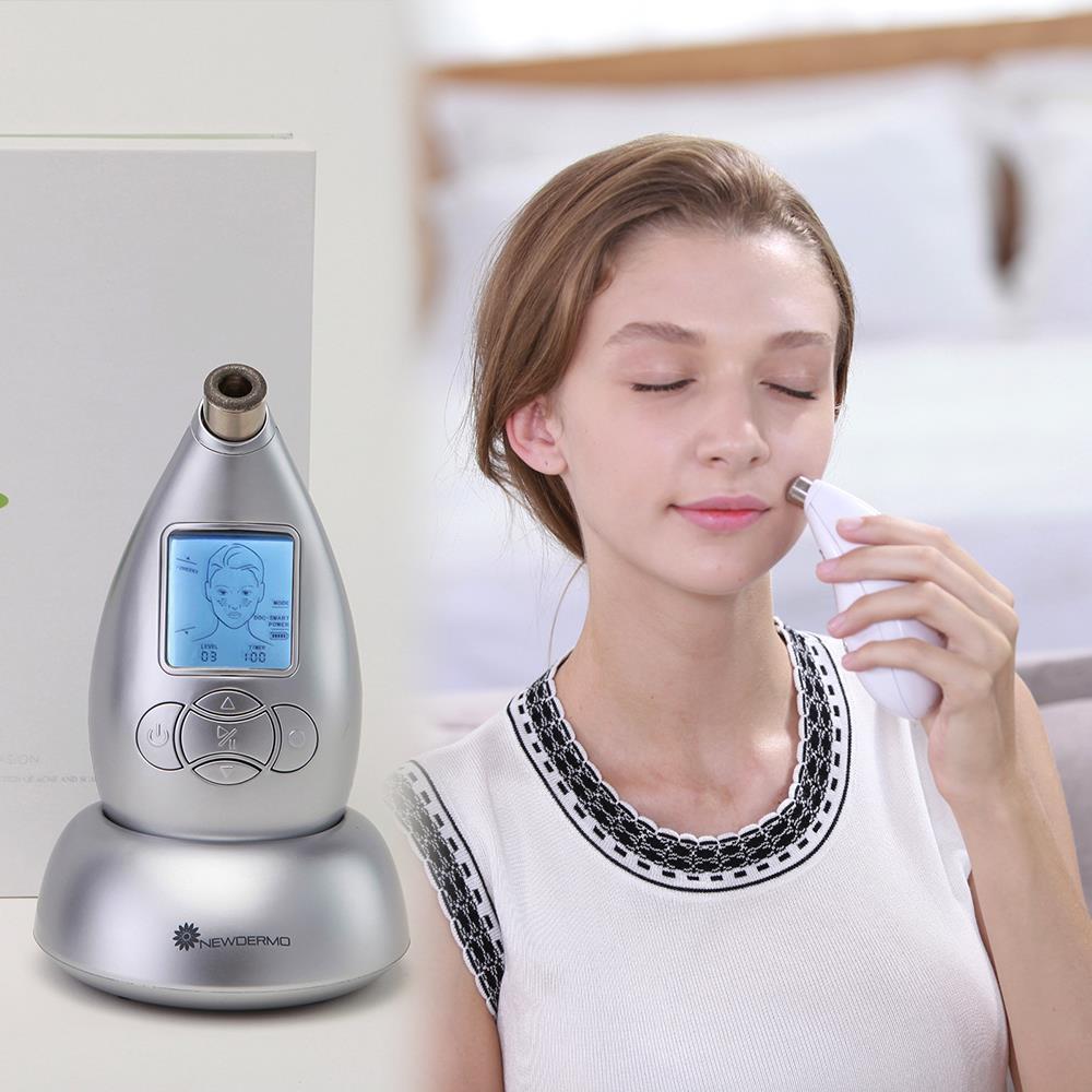NEWDERMO Household Skin SPA Microdermabrasion Machine Multi Function Anti Wrinkles Remove Eye Bags Skin Rejuvenation Tool