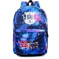 Korean EXO BTS mochilas kpop cute backpacks for school teenagers girls notebook computer knapsack women shoulder bags for boys