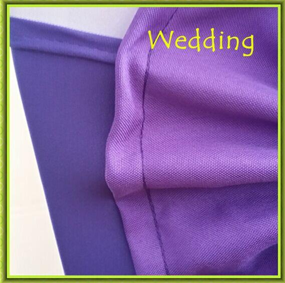 Brandudsalg !! Brandudsalg !! 100stk bryllup lilla stol dækning - Hjem tekstil - Foto 3