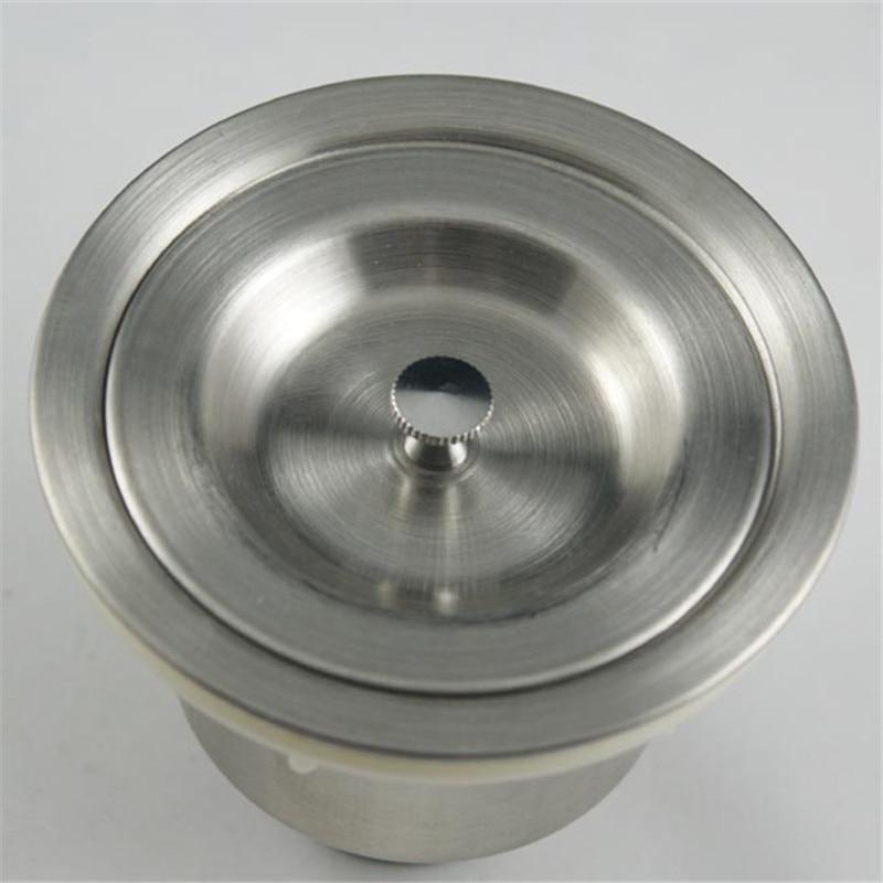 Genoeg Roestvrijstalen gootsteen afvoer stopper sink plug zeef water KI99