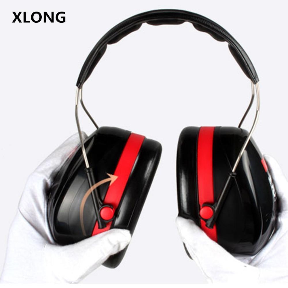HYBON Tactical Shot Ear Plugs Soundproofing Protetor Ouvido Earplugs Soft Foam Ear Noise Ear Muffs Headphones For Shooting