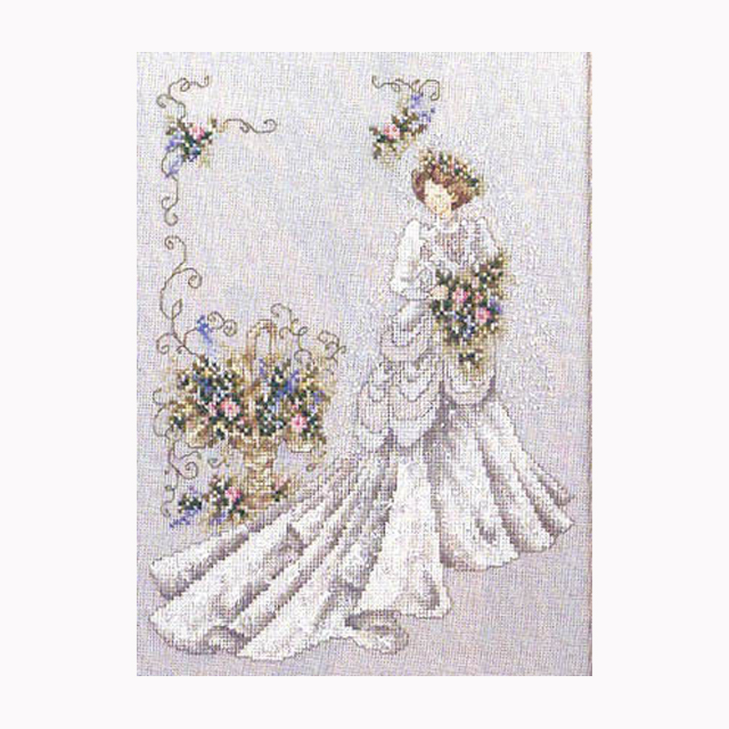 ⑥Novia decoración europea de la boda regalo de la gente Stitch ...