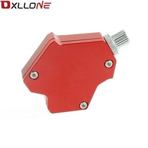 Image 2 - 오토바이 CNC 쉬운 당겨 스턴트 클러치 레버 시스템 야마하 DT 125 200 230 LANZA TDR 125 240 250 TTR 125 125L TW 125 200 225