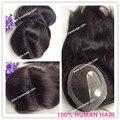 Индийский реми волосы шелк прямо 18 дюйм(ов) правая часть женщин парик/волос размещения изготовленный на заказ заказ