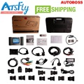 SPX AUTOBOSS V30 Scanner AUTOBOSS V30 diagnosis scanner Update Online DHL Free Shipping