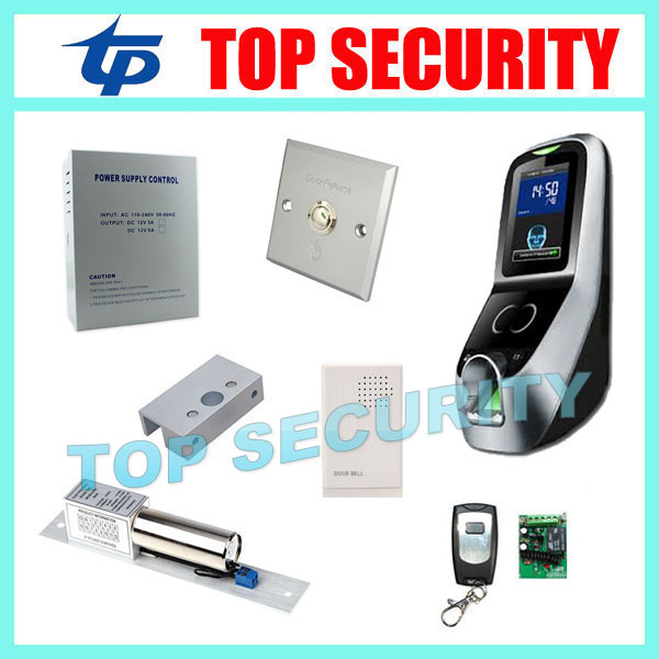 ZK multibio700 face access controller TCP/IP USB face and fingerprint time attendance and door security access control system