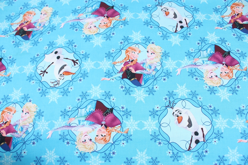 Flight Tracker 100x110cm Frozen Elsa Anna Printed Cotton Fabric For Girl Clothes Dress Bedding Set Hometextile Cushion Cover Sewing Strengthening Sinews And Bones Apparel Sewing & Fabric