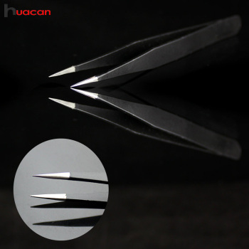 Diamond Painting Accessories Excellent Quality Tweezers Straight Stainless Steel Industrial Anti static Tweezers Sewing