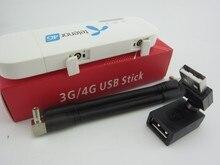 (+ 2 шт. антенны и 360 градусов вращения USB адаптер) открыл новый Huawei E8372 E8372h-608 4 г LTE 150 Мбит Беспроводной USB Wi-Fi модем