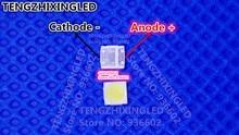 EVERLIGHT Led hintergrundbeleuchtung High Power LED 2W 3030 6V Kühles weiß 165LM 62 123PAN3W/F155175MN7AS9C T TV Anwendung