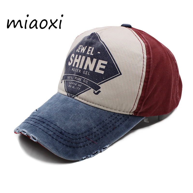 [miaoxi] New High Quality Adult Baseball Cap Women Fashion Summer Hat Caps Adjustable Cotton Snapback Casual Bone For Men Hats