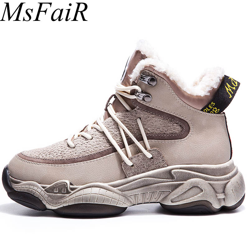 MSFSIR The New Listing Womens Running Shoes Athletic Walking Winter Sneakers For Women Casual Fashion Ladies Sport Shoes 2018MSFSIR The New Listing Womens Running Shoes Athletic Walking Winter Sneakers For Women Casual Fashion Ladies Sport Shoes 2018