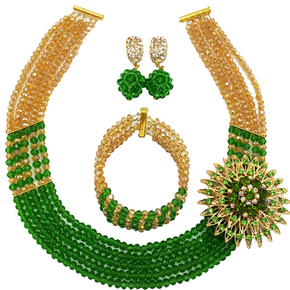 Gold AB Green (1)