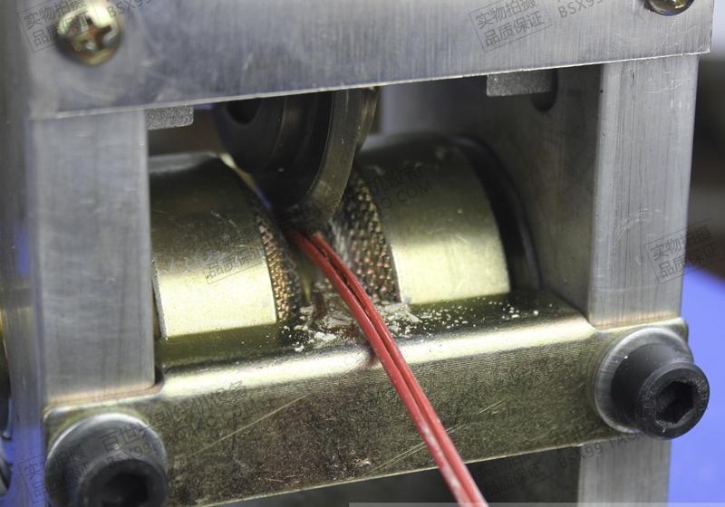 Handleiding Schroot Draad En Kabel Striptang Machine Oude