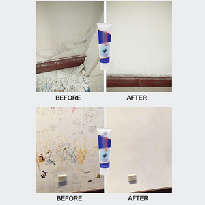 White Latex Paint Waterproof Wall Plaster Wall Paint Repair Crack Nail Eye Putty Powder Operation Simple Safe Home