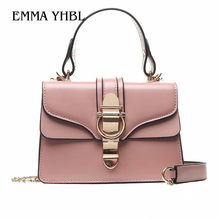 EMMA YHBL  A stylish one-shoulder crossbody bag for women is a casual south Korean version of trendy personalized womens