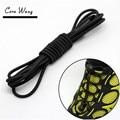 CORA WANG  no tie lazy shoeLaces sneaker elastic Shoelaces children safe elastic shoe lace cordones zapatilla FF2SL01-4