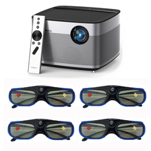 Original XGIMI H1 4K Projector Home Theater 300 Inch Full HD 3D 3GB/16GB Android 5.1 Bluetooth International Edition TV Beamer