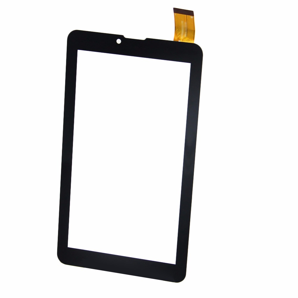 New 7 Inch Touch Screen Digitizer Glass Sensor Panel For Explay Tornado 3G Free Shipping new touch screen 7 inch explay surfer 7 32 3g tablet touch panel digitizer glass sensor replacement free shipping