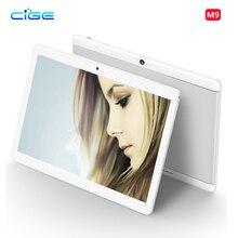 """3G 4G Lte Tablet PC 10.1 pulgadas MTK8752 Octa Core 4 GB de RAM 64 GB ROM 1920×1200 Android 6.0 GPS de Doble Cámara de Teléfono de la Tableta de 10 """"+ regalos"""