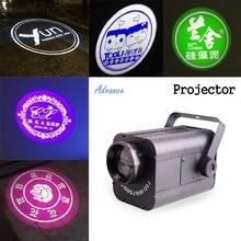Logo Projecteur Led porte lumière Laser Lampe d'ombre de fantôme lumière bienvenue lumière Avertissement Boutique Restaurant Bar Disco Shopping Supermarché