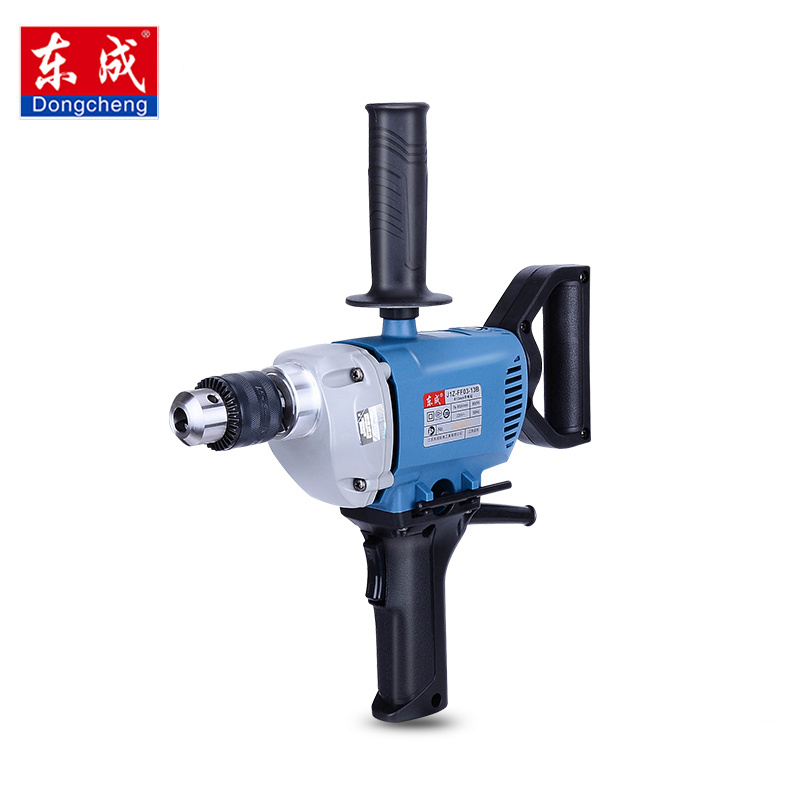 Dongcheng 220V 800W Electric Impact Drill darbeli matkap Power Drill Stirring / Drilling 360 Degree Rotation Power Tools цена