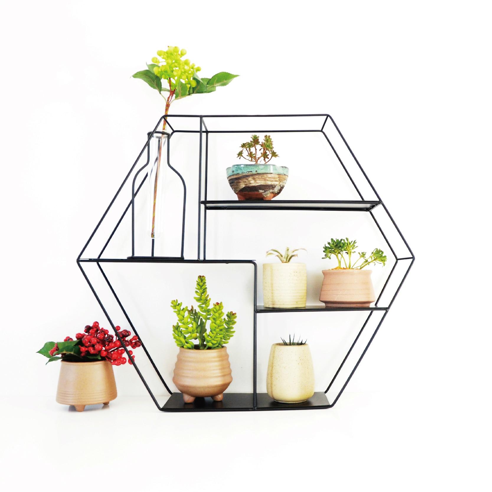 combination alibaba succulents metal rack hanging wall outdoor iron group item on balcony multilayer aliexpress com shelf indoor pot