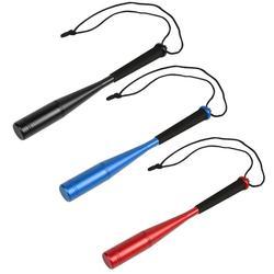 Aluminum Fishing Priest Alloy Fish Hammer Knock Fish Stick For Fishing Bat w/ EVA Handle Fishing Tackle Accessories