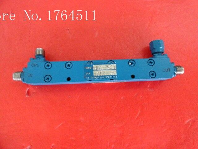 [BELLA] KDI CA-521 520-2GHz Coup:10dB SMA Supply Coupler